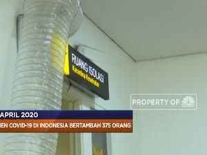 Pasien Corona Indonesia 7135 Orang hingga Warga AS Demo