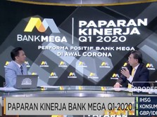 Tumbuh Pesat, Ini Cara Bank Mega Menjaga Kualitas Kredit