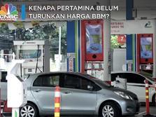 Kenapa Pertamina Belum Turunkan Harga BBM?