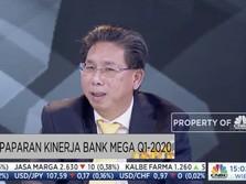Demi Likuiditas, Bank Mega Jaga LDR di Level 70%