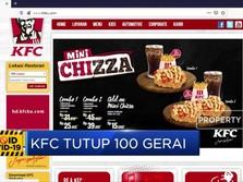 Akibat Wabah Corona, KFC Tutup 100 Gerai