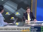 Yang Lain Ketat, Bank Mega Jaga Likuiditas Longgar