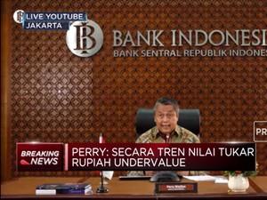 Gubernur BI: Inflasi April 2020 Diproyeksi 0,22% (mtm)