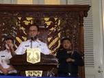 Ultimatum Anies ke Warga DKI: Berkerumun, Diangkut ke GOR!