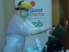 Grab & Good Doctor Perbanyak Tes COVID-19 di 9 Kota