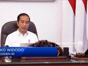 Cegah PHK Massal, Ini Jurus Jokowi