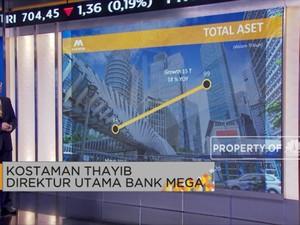 Wow! Di Tengah Covid-19, Laba Bank Mega Q1-2020 Tembus 38,4%