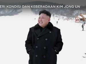 Misteri Kondisi & Keberadaan Kim Jong Un