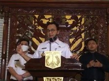 Anies Perpanjang PSBB DKI 4 Juni, Jadi PSBB Terakhir