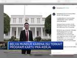 CEO Ruang Guru Belva Devara Mundur dari Stafsus Presiden