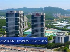 Pukulan Corona Gerus Laba Hyundai 44%