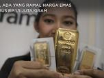 Wah, Ada yang Ramal Harga Emas Tembus Rp 1,5 juta/gram