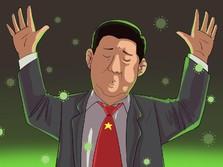 AS Resmi Gugat China karena Corona