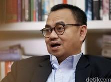 Anies Tunjuk Sudirman Said Jadi Komut di BUMD DKI Jakarta
