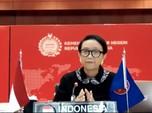 Pernyataan Resmi RI Soal Panas AS-China di Laut China Selatan
