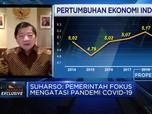 Bappenas Proyeksi PDB RI di 2020 Terkoreksi Jadi 2,2%