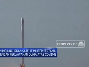 Dunia Lawan Corona, Iran Malah Luncurkan Satelit Militer