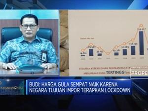 Hadapi PSBB DKI Jakarta, Bulog Siapkan 363 Ribu Ton Pangan