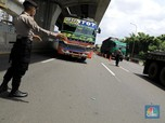 Ingat! Bus Antarkota Masih Haram Masuk Jakarta Sampai 7 Juni