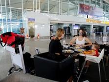 Covid-19 Bikin Kunjungan Turis ke RI Anjlok 64% di Maret 2020