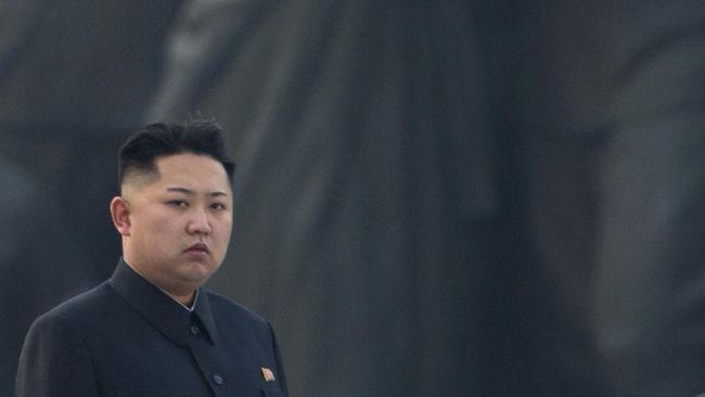 Kim Jong-un Pimpin Pertemuan Militer Korea Utara