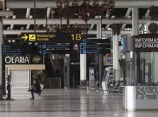 Penerbangan Terpukul Corona, AP II Janji Tak Ada PHK