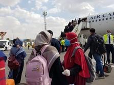 KBRI Kairo Berhasil Pulangkan 75 WNI Stranded di Mesir