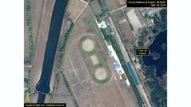 Kereta Api Diduga Milik Kim Jong-Un Parkir di Kawasan Elite