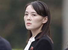 Awas Geger! Korut Panas ke AS, Adik Kim Jong Un Ancam Biden