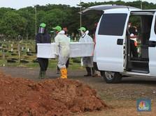 Meledak Lagi! Kasus Covid RI Tambah 5.444 Orang & Cetak Rekor