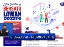 BNPB Rilis Sistem Integrasi Data Covid 19