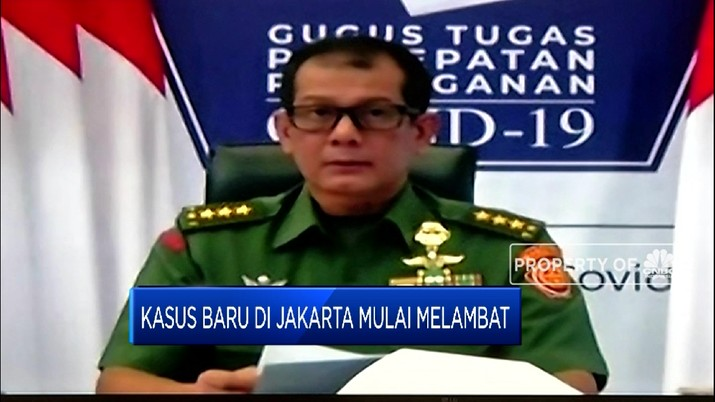 Kepala BNPB/Gugus Tugas Covid 19 Doni Monardo