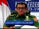 Gugus Tugas Ungkap Kasus Covid-19 di DKI Turun Karena PSBB