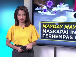 Mayday Mayday! Maskapai Indonesia Jatuh Terhempas Corona