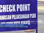Kepala Daerah Bodebek Surati Jokowi untuk Perpanjang PSBB