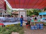 PHE Salurkan Bantuan di Sumsel untuk Tangani Corona