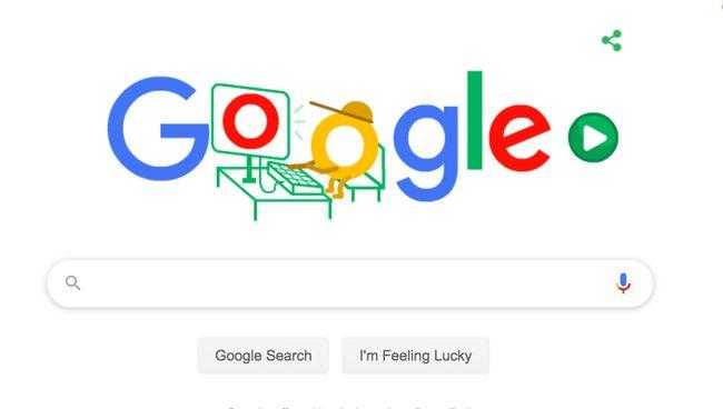Google Doodle Games Gerakan Tetap Di Rumah