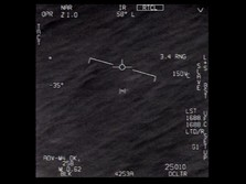 Penampakan UFO yang Dirilis Pentagon, Benarkah Ada Alien?