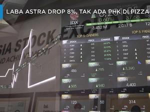 Laba Astra Drop 8% di Q1, Pizza Hut Tegaskan Tak Ada PHK