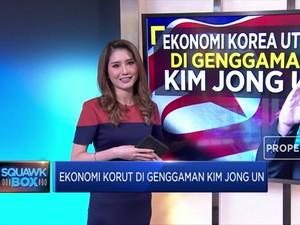 Ekonomi Korut di Genggaman Kim Jong Un