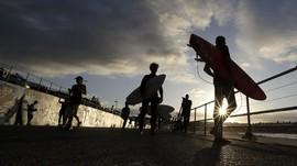 8 Pantai Surfing di Australia untuk Pemula sampai Profesional