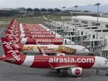 Sempat Setop Operasi, Air Asia Terbang Lagi 18 Mei