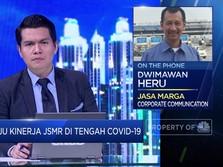 Jasa Marga: Traffic Jalan Tol Turun 35% di Masa PSBB