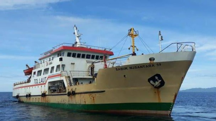 Kapal Tol Laut (Dok. Kemenhub)