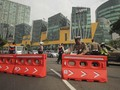 ODP-PDP Keluyuran di Surabaya Raya Dijerat UU Wabah Penyakit