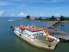 Jokowi Pastikan Lanjutkan Tol Laut, Sudah Sampai Mana?