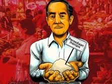 Sering Dilapor Aman, Jokowi Blak-Blakan Stok Pangan Defisit