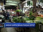 Jaga Stok Pangan, Mentan Syahrul Amankan Jalur Distribusi