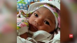 VIDEO: Tren Bayi-bayi Bernama 'Corona' di Tengah Pandemi