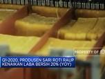 Laba Bersih Produsen Sari Roti Naik 20% pada Q1-2020